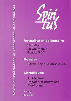 Participer à la missio Dei