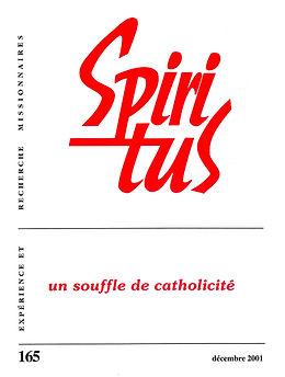 Un souffle de catholicité