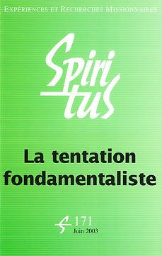 La tentation fondamentaliste