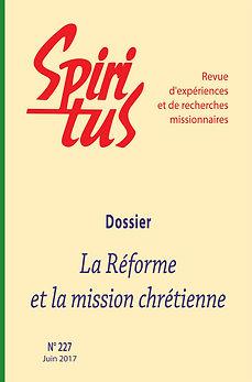 La Réforme et la mission chrétienne