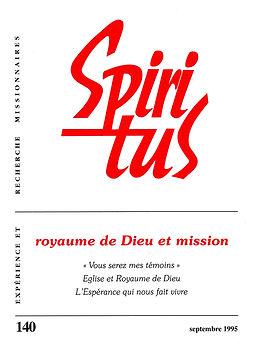 Royaume de Dieu et mission