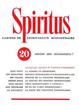 Mission sans missionnaires ?