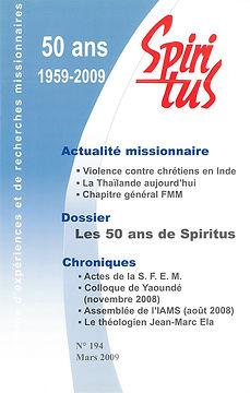 Les 50 ans de Spiritus