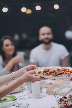 Social dinner | Passione Cucina | Antonella Iannone