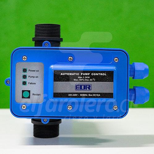 """Control electrónico YT-8 1 1/4"""" X 1 1/4"""" 3HP (press control)"""