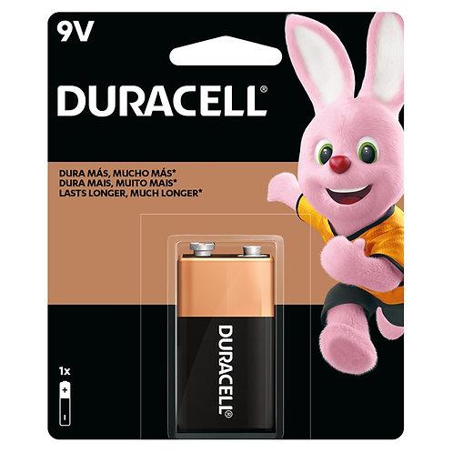 Batería 9V Duracell