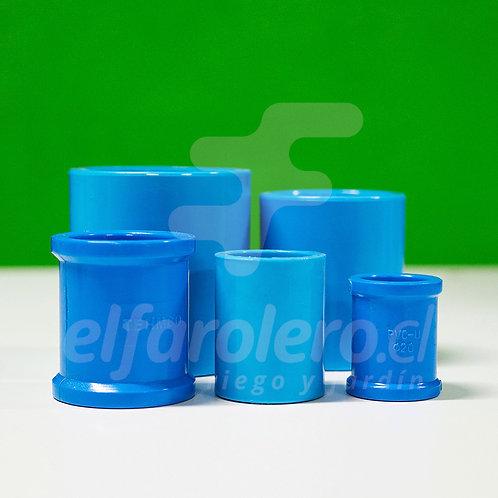 Copla 20mm PVC Hid celeste
