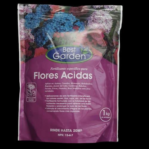 Fertilizante específico Flores ácidas 18-5-9