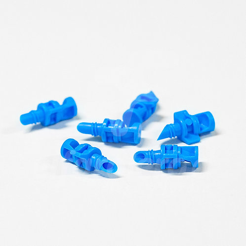 Microjet ECO 60 lt/h 90° Azul