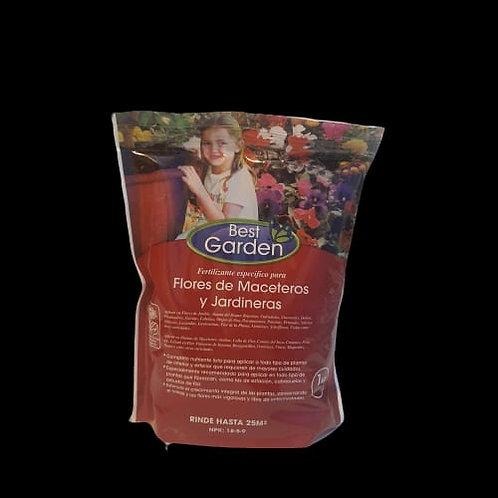 Fertilizante específico Flores y maceteros 18-5-9