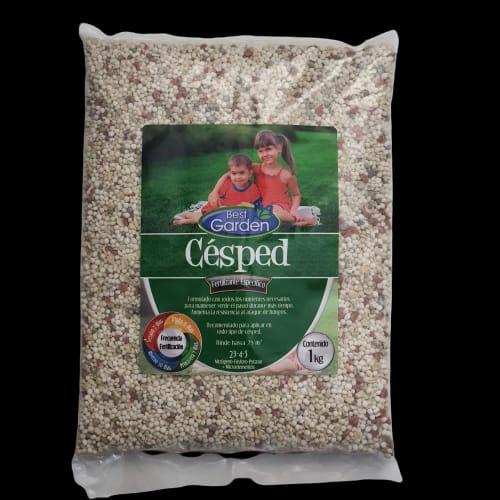 Fertilizante específico Césped 23-4-5