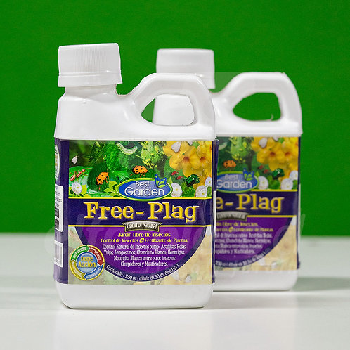 Free-plag concentrado