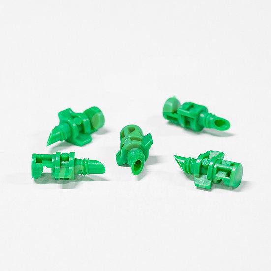 Microjet ECO 60 lt/h 180° Verde