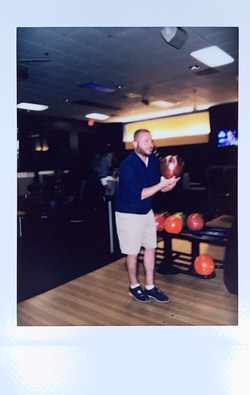 Mitch, The Bowler