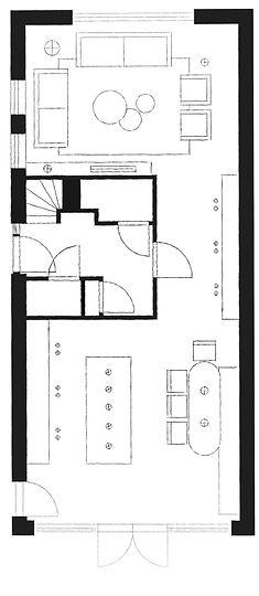 indeling plattegrond voor inrichting nieuwbouwwoning