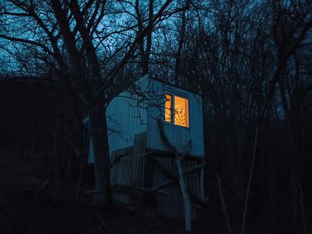 Дом из контейнера. История 1