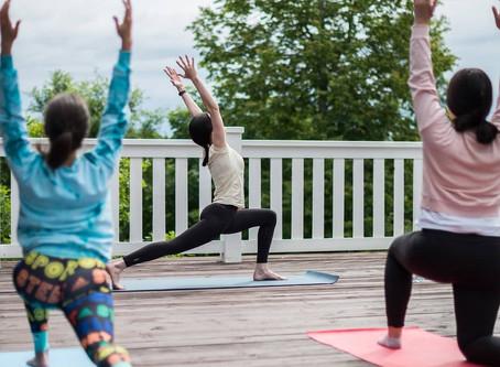 Направления йоги - какое выбрать?