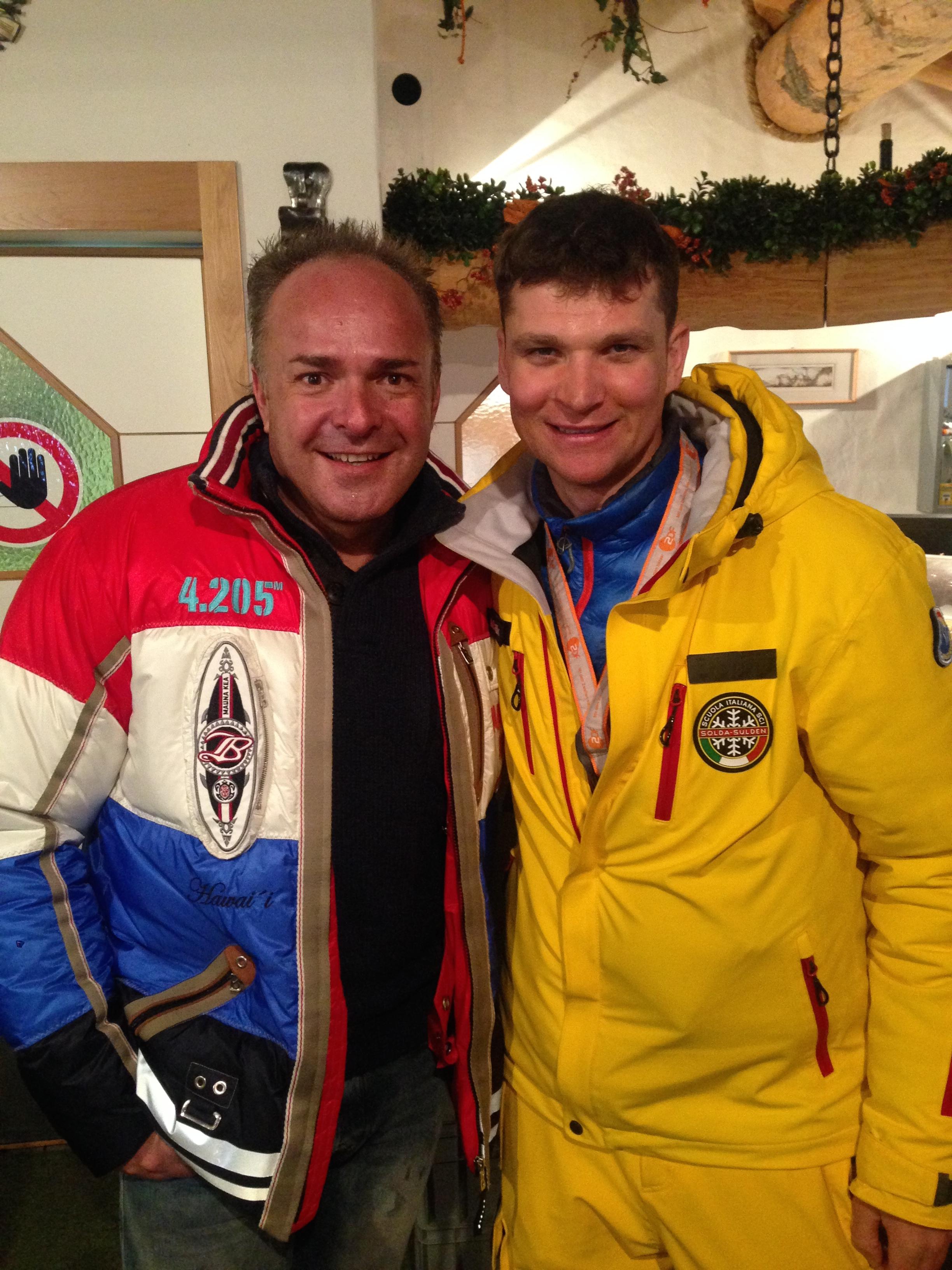 Tim Toupet und Maik