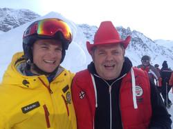 Markus Becker mit Maik