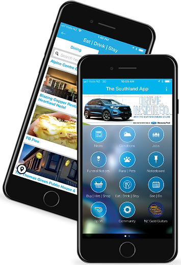 The Southland App | News & Information