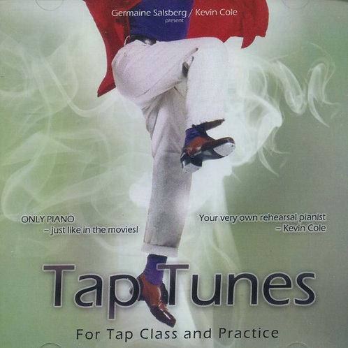 Tap Tunes - Arranged By Germaine Salsberg (CD)