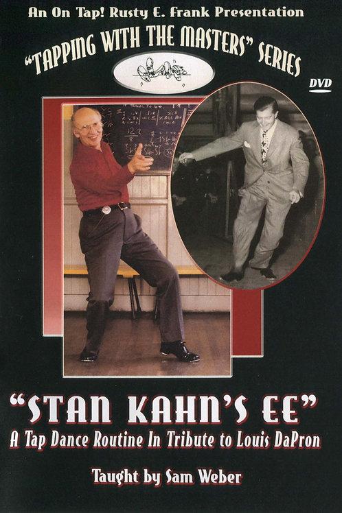 Stan Kahn's EE with Sam Weber (DVD)
