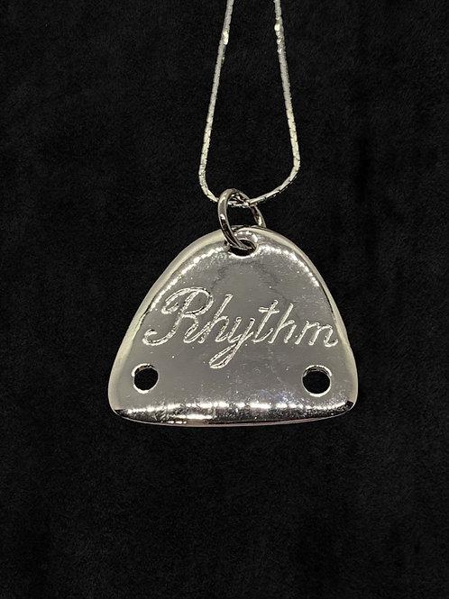 Large Rhythm Tap Necklace