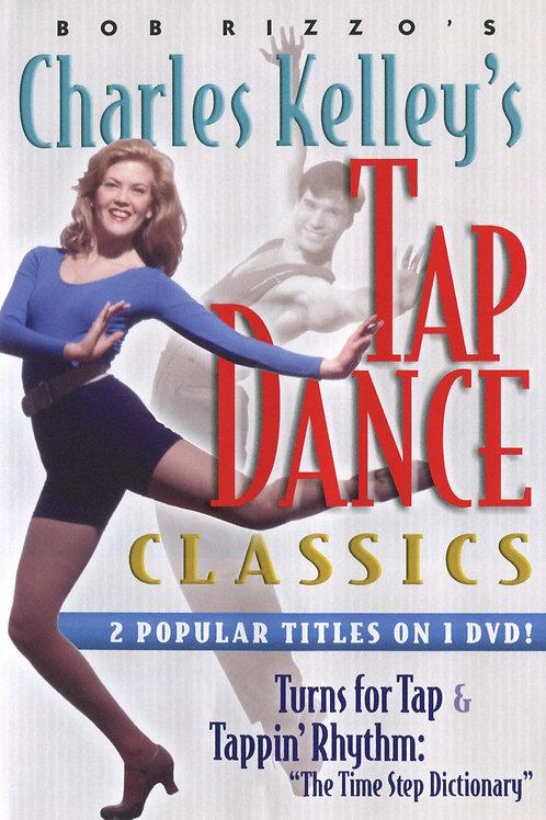 Charles Kelly's Tap Dance Classics (DVD)