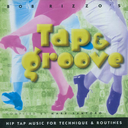 Tap & Groove (CD)