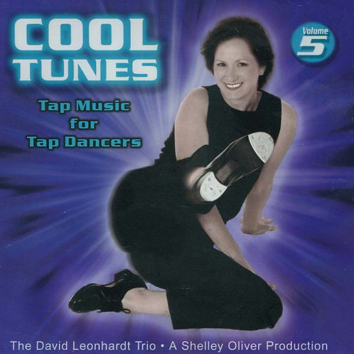 Music For Tap Dancers - Volume 5 - Cool Tunes (CD)