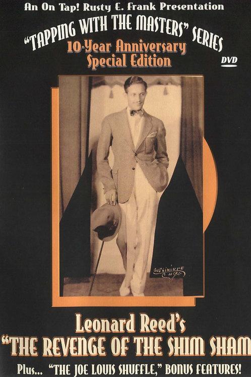 """Leonard Reed's """" The Revenge Of The Shim Sham"""" (DVD)"""