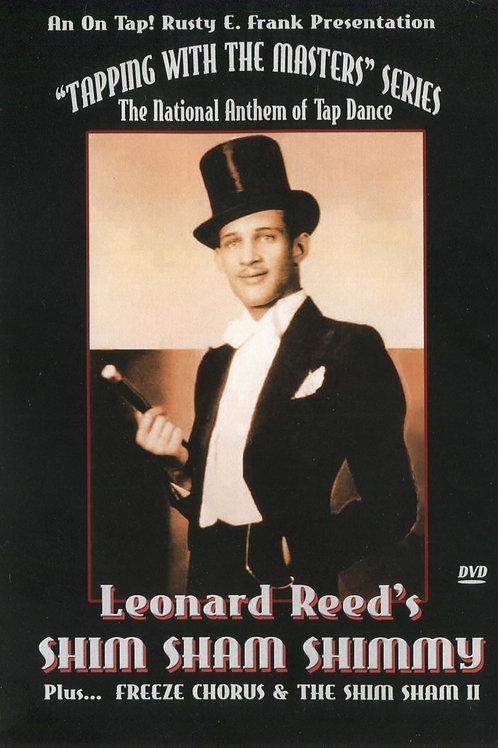 Leonard Reed's Shim Sham Shimmy Video (DVD)