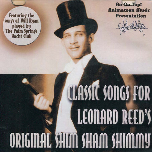 Classic Songs for Shim Sham Shimmy (CD)