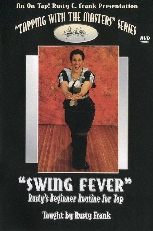 SWING FEVER by Rusty Frank (DVD)