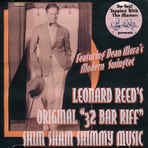 "Leonard Reed's Original ""32 Bar Riff"" (CD)"