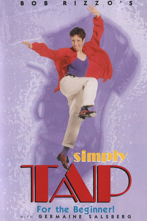 Simply Tap For The Beginner! with Germaine Salzberg (DVD)