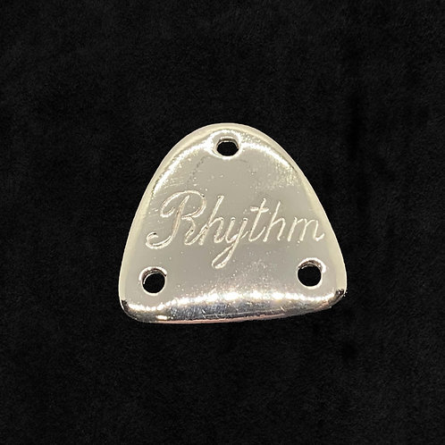 Rhythm Toe Tap Pin (large)