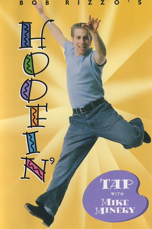 Hoofin' with Mike Minery (DVD)