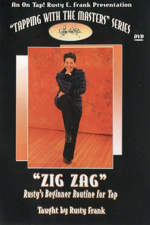 ZIG ZAG - by Rusty Frank (DVD)