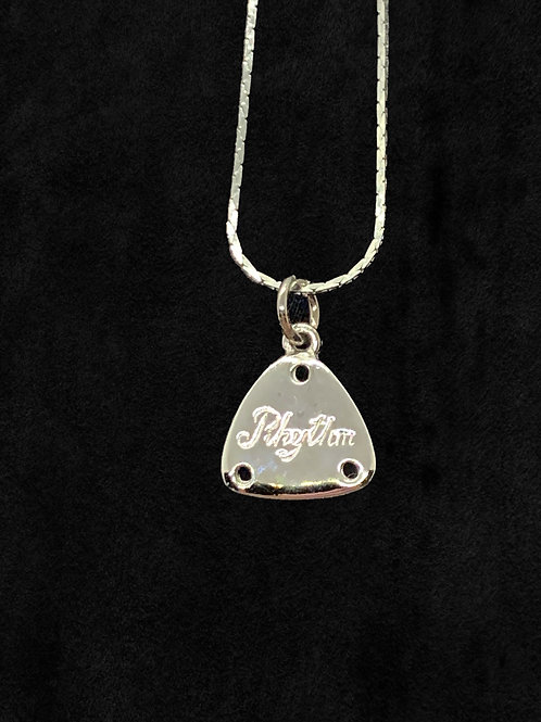 Small Rhythm Tap Necklace