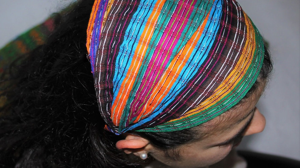 Diadema lisa Multicolor