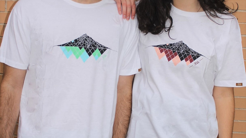 Camiseta Jardín de Amor España