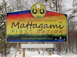 The Mattagami First Nations