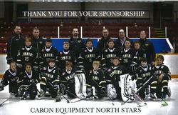 Caron Equipment North Stars