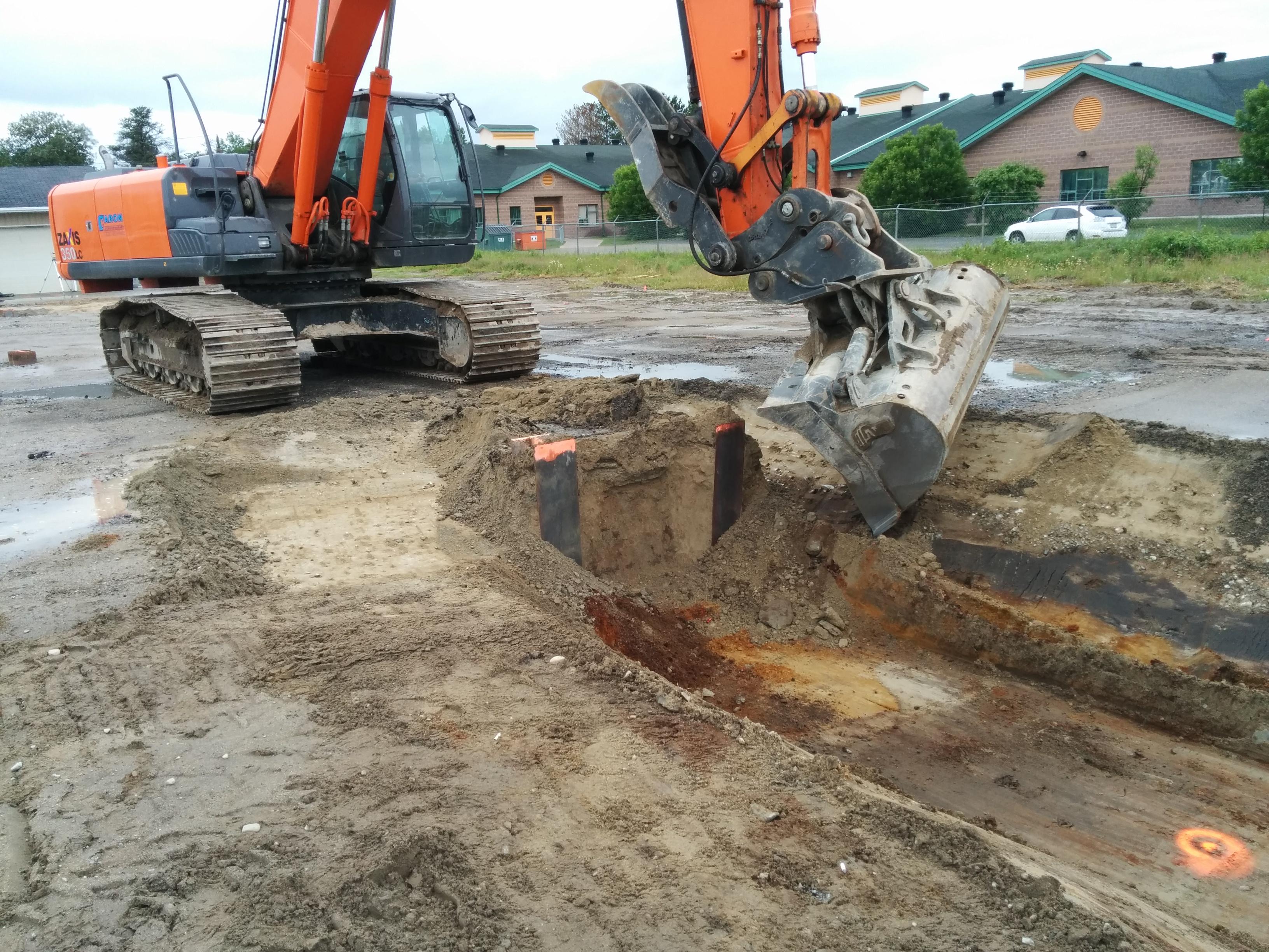Foundation & Structure Development