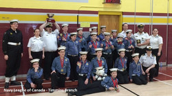 Navy League of Canada - Timmins