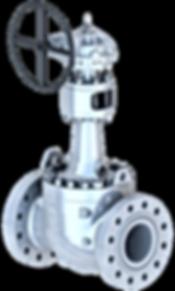orbit ball rising stem valve