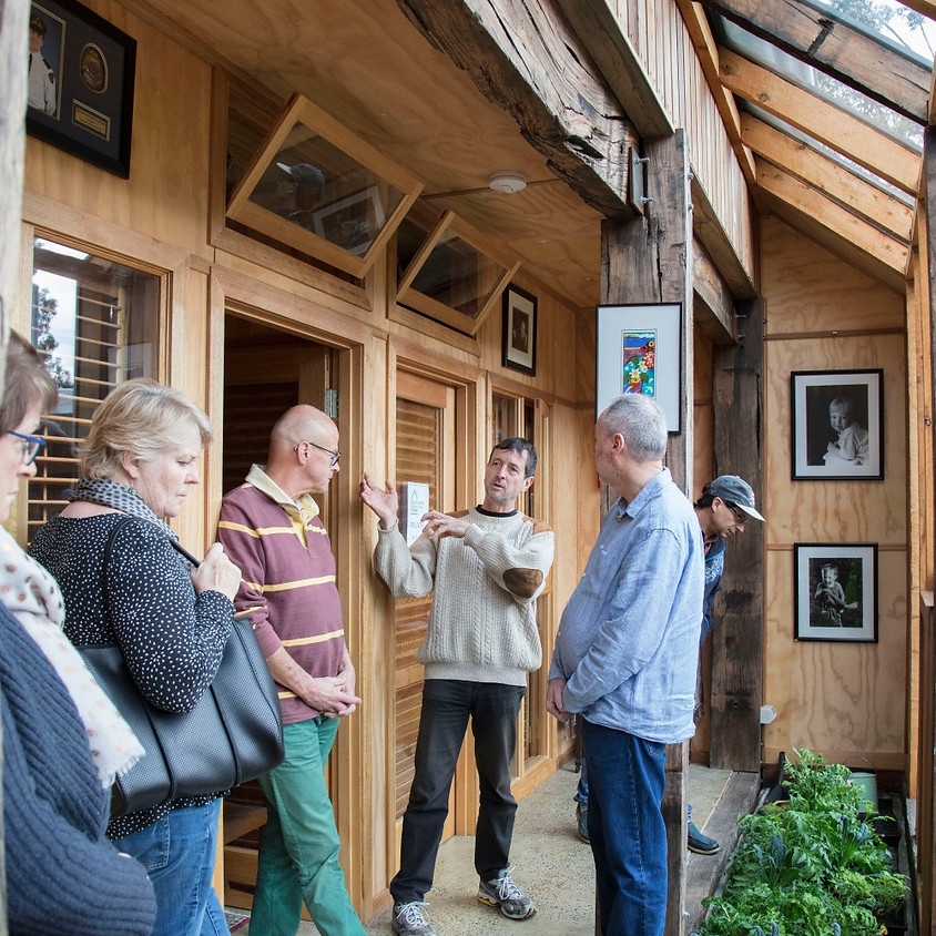 Sustainable House Day - Nillumbik Trail - Online Q&A with home owners