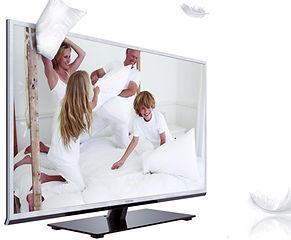 "LCD FullHD TV 42"""