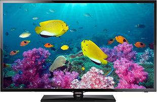 "LCD FullHD TV 46"""